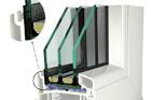 Technologie vlepování skel do plastových oken GEALAN