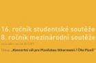 Evropské město kultury hostí 16. ročník architektonické soutěže Xella CZ