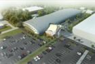 Na českobudějovickém výstavišti přibude nový pavilon