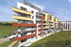 Central Group staví nové byty na Zličíně, TBIW v Jinonicích