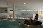 V Luhačovicích otevřeli krytý bazén za 125 miliónů korun