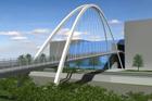 Lávku u autobusového nádraží v Ostravě nahradí nový most