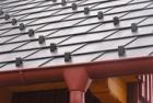 Hliníková střecha Prefa je vhodná nejenom do extrémního zimního počasí