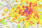 Pražští zastupitelé aktualizovali cenovou mapu stavebních pozemků