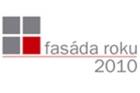 FASÁDA ROKU 2010 – uzávěrka přihlášek už 31. ledna 2011!
