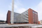 ČVUT v Praze slavnostně otevírá Novou budovu