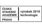 Stavební výrobek – technologie roku 2010 – výsledky