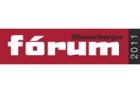 O Wienerberger fórum 2011 byl obrovský zájem