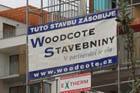 Dodavatel stavebních materiálů Woodcote prohloubil ztrátu
