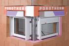 Překlad POROTHERM VARIO pro originální řešení rohového okna