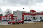 V Tachově otevřeli novou hasičskou stanici