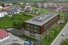 Stavba vědeckého parku v Roztokách u Prahy by měla být hotova v srpnu