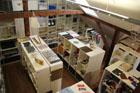MatériO otevřelo v Praze knihovnu materiálů