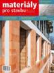 Materiály pro stavbu 3/2011