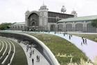 Cigler Marani Architects připraví projekt dostavby Průmyslového paláce