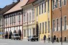 V Opočně otevřeli opravené náměstí a Zámeckou ulici