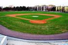 V Třebíči otevřeli nový stadion pro baseball s in-line dráhou