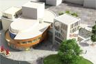 Divadlo loutek Ostrava otevřelo novou pětipodlažní přístavbu