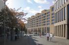 Blízko Vaňkovky v Brně vznikne komplex s byty a obchody