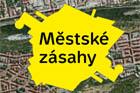 Výstava Městské zásahy v Brně