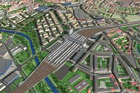 Odsun nádraží v Brně by měl mít územní rozhodnutí letos