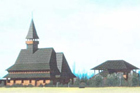 U dřevěného kostela v Mostě vznikne i klášter