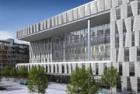 Pražská kancelářská budova Amazon Court byla oceněna zlatým certifikátem DGNB