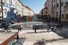 Obnova Lannovy třídy v Českých Budějovicích