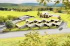Zahájena výstavba projektu nízkoenergetických domů Krásné Počernice