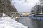 Lávku přes Orlici v Hradci Králové postaví společnost M-Silnice