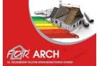 FOR ARCH 2011 – vše o nízkoenergetickém stavění