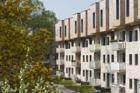 Zdvojnásobení obytné plochy díky nástavbě s konstrukcí na bázi dřeva