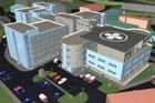 Plzeňský kraj vyhlásí soutěž na dokončení klatovské nemocnice
