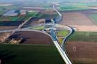 ŘSD otevřelo nový úsek D1, začala fungovat Moravská křižovatka