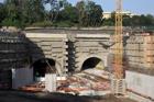 Tunel Blanka má být zkušebně zprovozněn v první polovině roku 2014