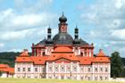 Mariánská Týnice na Plzeňsku dostaví kapli podle Santiniho