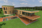 Energeticky úsporné domy od SENUB
