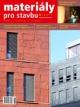 Materiály pro stavbu 6/2011
