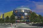 Projekt plzeňského centra Corso Americká byl doplněn o nové funkce