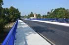 Nový most v obci Baška byl dokončen