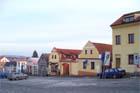 V Mníšku pod Brdy začaly opravy náměstí za 16 mil. Kč