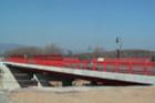 Skončila oprava mostu u Třebušic na severočeském hlavním tahu