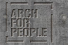 Mezinárodní konference Beton v architektuře na ARCH FOR PEOPLE