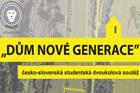 Studentská soutěž Dům nové generace