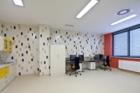 Nemocnice Kladno má moderní pavilon s obklady RAKO