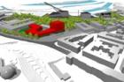 Praha 8 představila projekt svého nového sídla za 1,13 miliardy korun