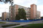 Ve zlínském továrním areálu začala rekonstrukce dvou budov