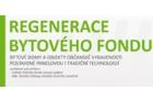 Rozšíření programu konference Regenerace bytového fondu