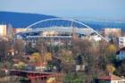 Zimní stadion v Chomutově získal Steel Design Awards