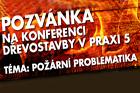 Konference Dřevostavby v praxi popáté